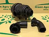 Фільтр обприскувача всмоктуючий з запірним клапаном великий (коліно 50 мм) Фільтр на ОП-2000, фото 7