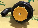 Фільтр обприскувача всмоктуючий з запірним клапаном великий (коліно 50 мм) Фільтр на ОП-2000, фото 9