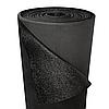 Фоамиран 2мм глиттерный, 1,0 м 1915 чорний