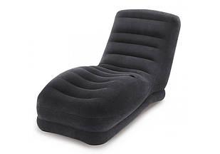 Надувне крісло лежак Intex 68595