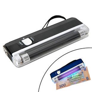 Детектор валют купюр ультрафіолетовий портативний DL01