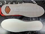 Комфортные летние мокасины из нубука на шнурках Detta, фото 10