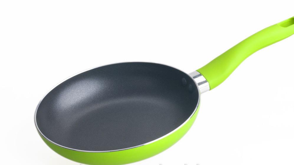 Сковорода 20 см Зеленая Con Brio Pfluon CB-2014