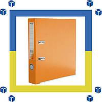 Папка - регистратор (сегрегатор) А4/50 Delta (оранжевая-односторонняя)