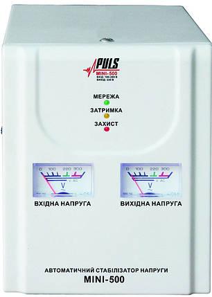 Стабилизатор Puls MINI-500 140-260В релейный 99-015, фото 2