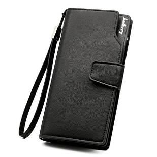 Клатч чоловічий гаманець портмоне Baellerry S1063
