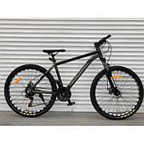 Велосипед TopRider 680 29 дюймів алюміній, фото 5