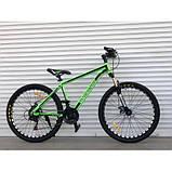 Велосипед TopRider 680 29 дюймів алюміній, фото 3