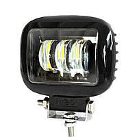 Светодиодная LED фара рабочего света Cyclon WL-F1B CREE-3 30W SP