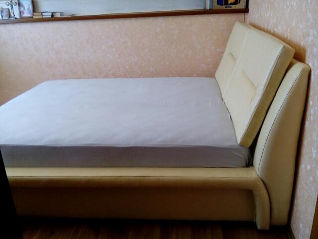 Двоспальне ліжко Віолетта 2