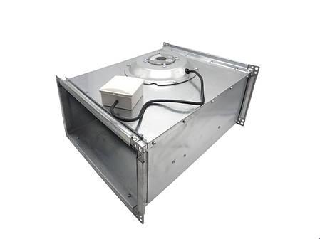 Канальный вентилятор для прямоугольных каналов ВКПВ 4D 600x350, фото 2