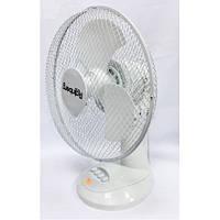 Настольный вентилятор Rainberg RB-16, диаметр 40см, 40Вт
