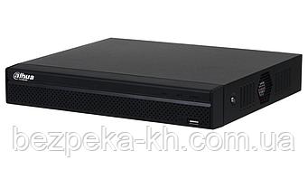8-канальний 1U 8PoE Lite відеореєстратор DHI-NVR1108HS-8P-S3/H