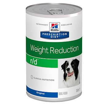 Консерва Hill's PD r/d для собак при ожирении, 350 г