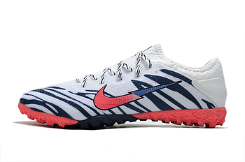 Сороконожки Nike Mercurial Vapor XIII elite TF white/blue/red