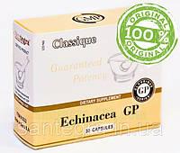 Echinacea GP (Сантегра - Santegra) Эхинацея, стандартизованный экстракт, 250 мг, 30 капсул