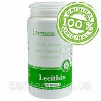 Lecithin (Сантегра - Santegra) Лецитин, полноценный набор фосфолипидов, 100 капсул., фото 1