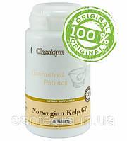 Norwegian Kelp GP (Сантегра - Santegra) Норвиджен  Норвежский Келп - Ламинария, органический йод - 150 мкг