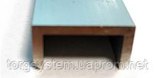 Профіль торцевий алюмінієвий для економпанелей 2000 мм