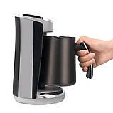 Кофеварка DSP KA-3049 400W+400W с защитой от перелива на две чашки, фото 4