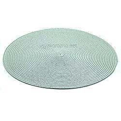 Сервировочный коврик  37,5 см, Серый