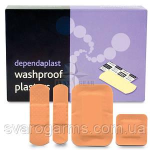 Dependaplast Washproof Plasters Assorted X 20 комплект пластирей