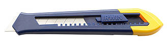 Нож с сегментным лезвием 18мм, IRWIN
