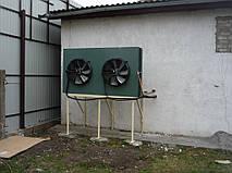 Конденсатор воздушного охлаждения