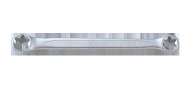 Ключ накидной звездочка 7х11 мм