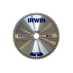 Диск пильный по алюминию 250х80х30, IRWIN