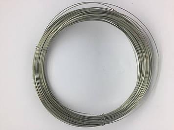 Дріт отоженная оцинкована 0.8 мм (100м)