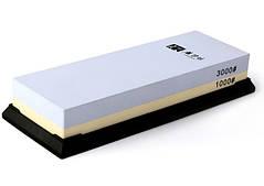 Точильний камінь Taidea 1000/3000 (T6310W)