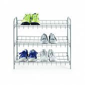Етажерка для взуття 3-х рівнева Metaltex (938008)