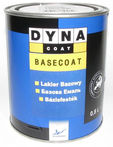 Автоэмаль базовая металлик Dyna Сoat, фото 2