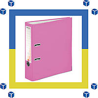 Папка - регистратор (сегрегатор) А4/50 Delta (розовая-односторонняя)