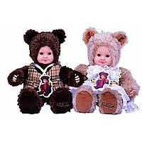 Кукла-медвежонок, 30см (525211-AG) Anne Geddes