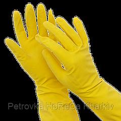"""Перчатки для уборки """"Экопак""""  (размер М)"""