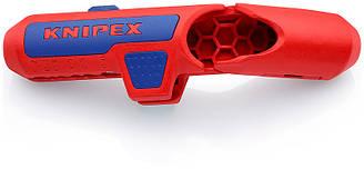 Прилад універсальний для видалення ізоляції Knipex ErgoStrip 16 95 01 SB