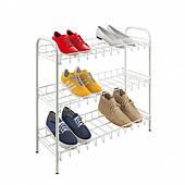 Етажерка для взуття Metaltex на 3 секції (365503)