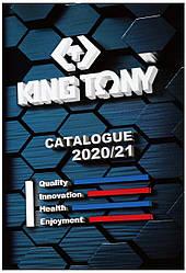 Каталог KING TONY  2020 англ