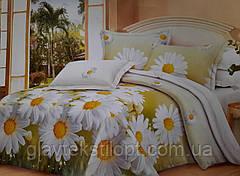 Комплект постельного белья Бязевый Семейный ТМ ГлавТекстиль, фото 3
