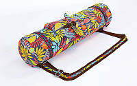 Сумка для йога коврика Yoga bag FODOKO FI-6972-4