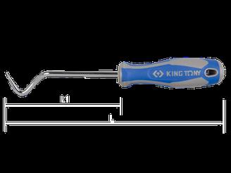 Съемник сальников крючок