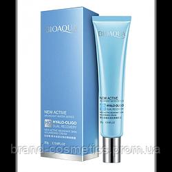 Крем для век BIOAQUA Hyalo-Oligo New Active Cream с гиалуроновой кислотой 20 г