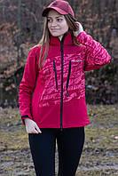 Куртка спортивная софтшел женская Mammut №8009