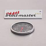 Газовий гриль Broil-master BBQ 21kw 6+1 Black Silver, фото 3