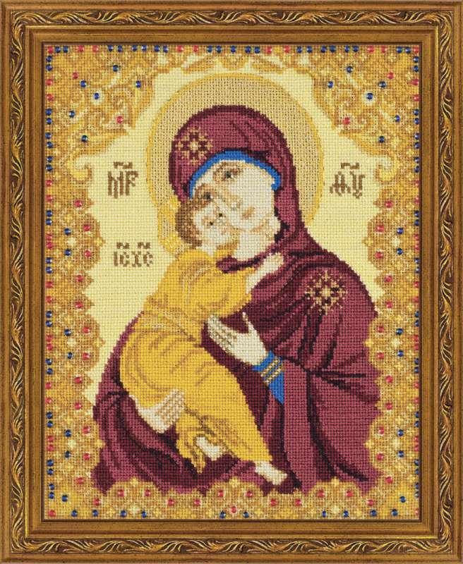 Набір для вишивання Ріоліс Богоматір Володимирська (1300)
