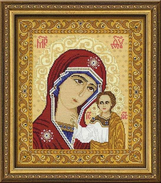 Набор для вышивания Риолис Богоматерь Казанская (1038)