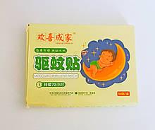 Патчи для взрослых и детей от комаров и мошек