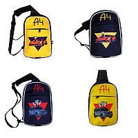 Слим-боди детский рюкзак А4 (Влад Бумага)